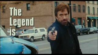 The Cutter Trailer - Chuck Norris