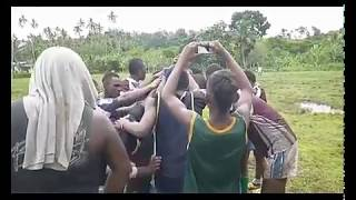 17 janvier  Saturday rugby seven à Navutulevu... fidji 2014