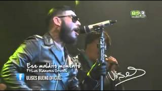 Ulises Bueno - Ese maldito momento - Ji ji ji (en vivo Teatro Gran Rex 24-09-15)