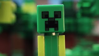 Lego® Minecraft - Creepers Part 1 - Fan Creation