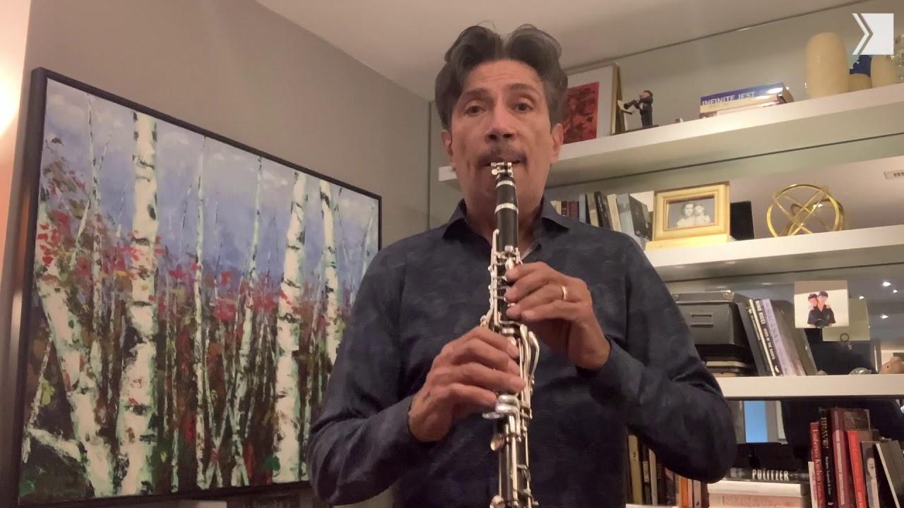 Joaquin Valdepeñas, TSO Principal Clarinet shares a musical moment