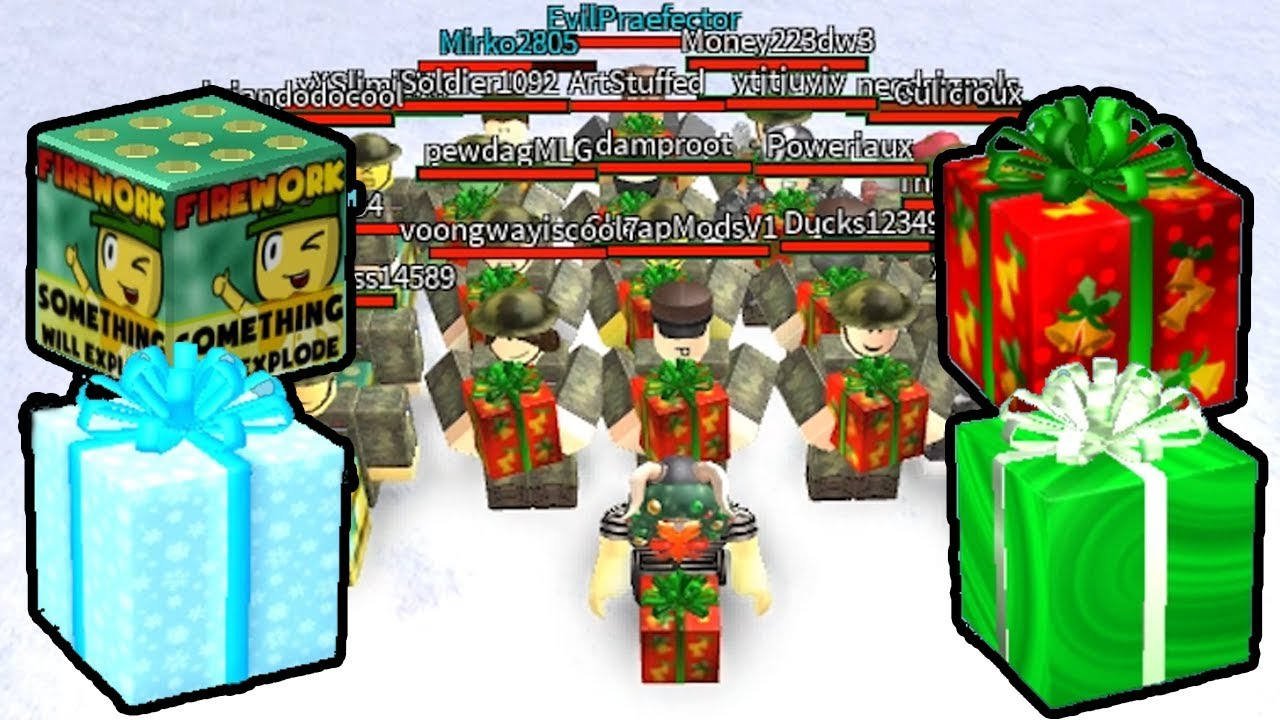 Christmas Present Locations R2da 2021 Massive Gift Opening R2da Xmas New Year With Mods Youtube