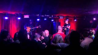 John Power (Cast) - Alright @ Ruby Lounge Manchester - July 2015