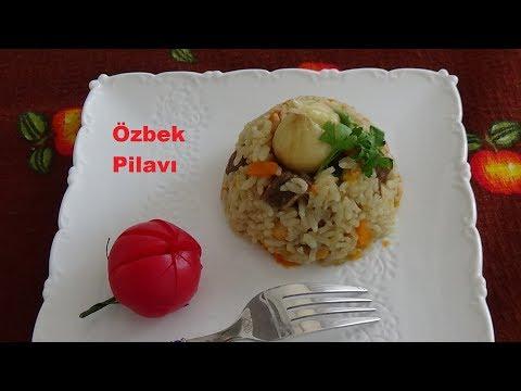 İddia ediyorum bu pilav en lezzetli Özbek Pilavıdır.