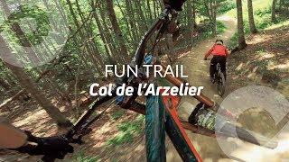 GIRL EDITION FUN TRAIL, Col de l Arzelier bike park, France