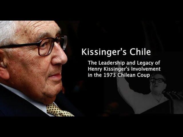 Kissinger's Chile National History Day 2015 Senior Documentary Nationals