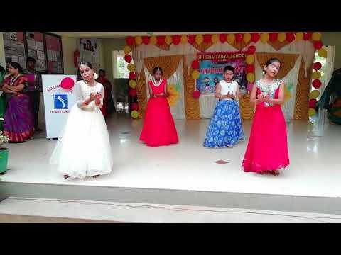 Mellaga thelarindoi song dance choreography by Prasanthi