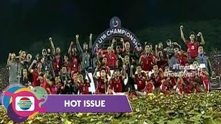 Indonesia Juara AFF U16 - Hot Issue Pagi