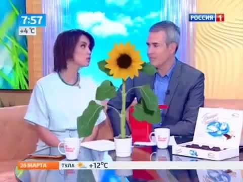 NANO REFLECTOR Репортаж телеканала Россия 1