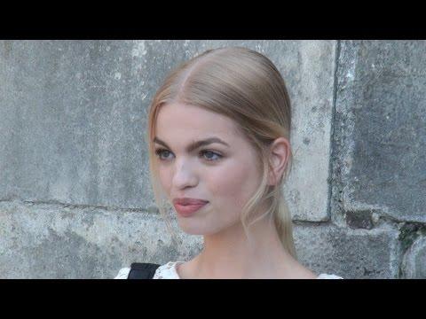 Fashion Week Paris DAPHNE GROENEVELD