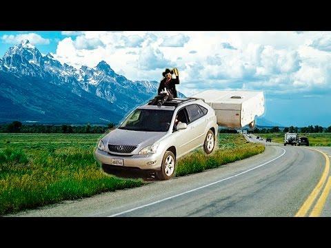 EPIC NORTH AMERICAN ROAD TRIP / ACROSS CANADA
