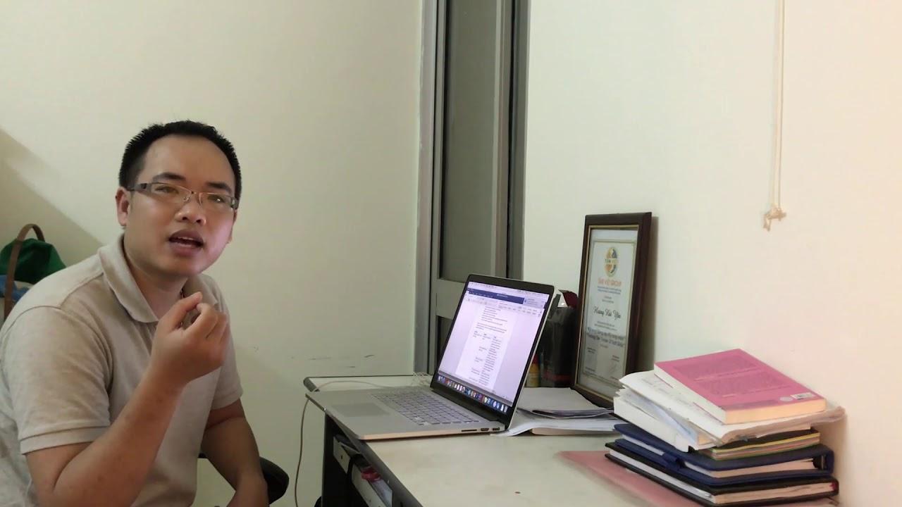 KH5-Marketing trong BĐS: Bài Giảng 1: Giới thiệu chung về khóa học