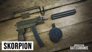 Best Short Range Gun Gameplay _Skorpion Deadly  👍😱😍