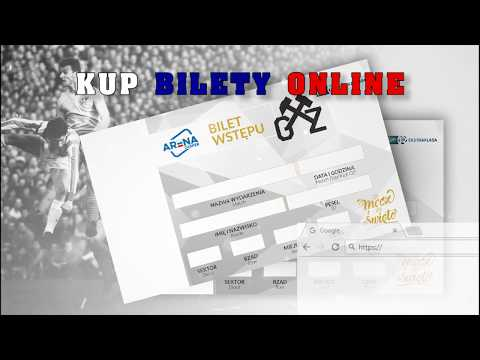 Jak kupić bilet online - instrukcja