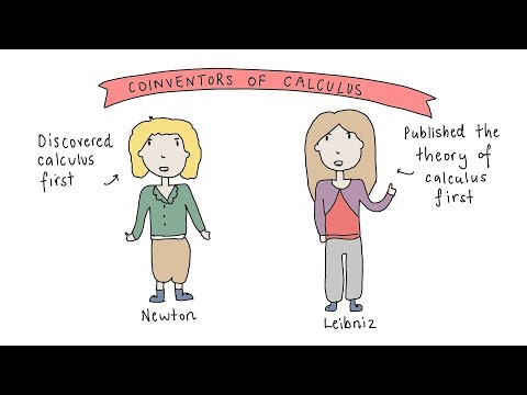CALCULUS | The History and Discovery of Great Mathematics