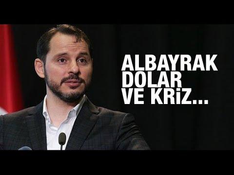 Sinan Burhan : Albayrak, Dolar Ve Kriz