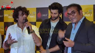 Shaan, Sonu Nigam, Abhijeet Bhattacharya & Others At Launch Of New Single 'Aye Zindagi'