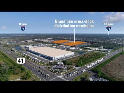 Build-to-Suit Opportunities at Tampa Regional Industrial Park