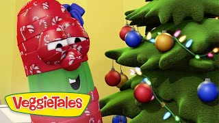 VeggieTales 🎄 Wrapped Myself Up 🎄 CHRISTMAS Silly Songs With Larry 🎄