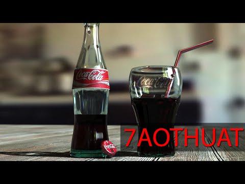 Ảo thuật sân khấu: Hộp cắt chai Coca đơn giản | 7aothuat.com | 0904.871.870