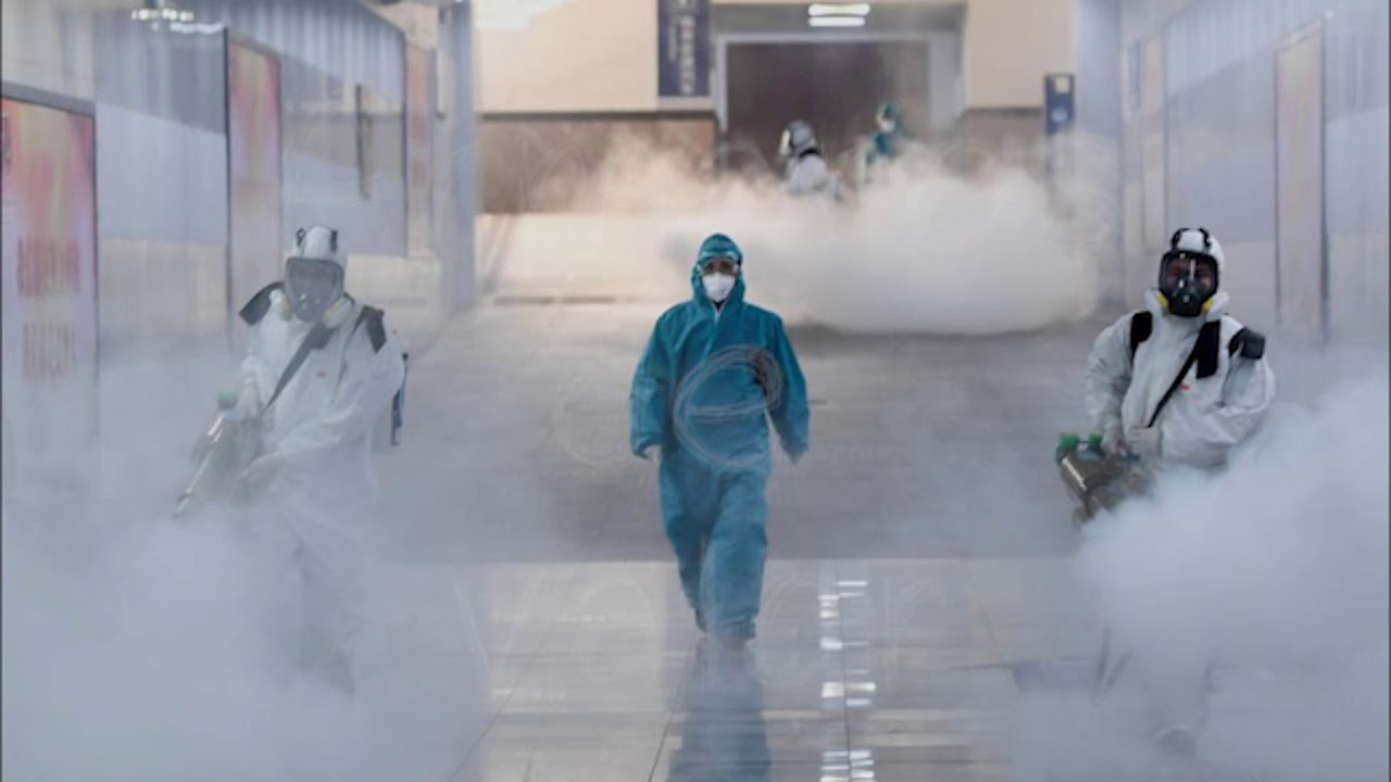 Coronavirus Cronología de una pandemia.