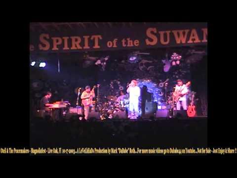 Oteil & The Peacemakers - Magnoliafest - Live Oak, Fl  10-17-2003