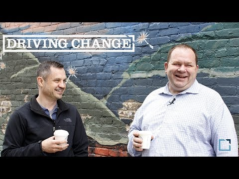 Driving Change Episode 14 with Chief Technology Officer Jamie Thingelstad