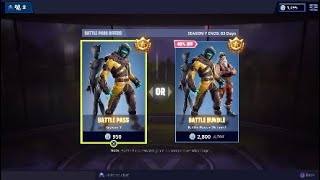 How to Buy & How it Works Season 7 Battle Pass - Fortnite battle royal Aka FNBR