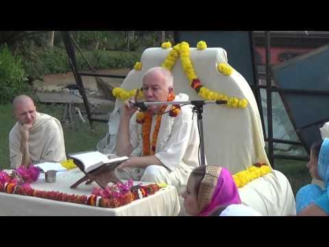 Шримад Бхагаватам 7.8.16 - Чайтанья Чандра Чаран прабху