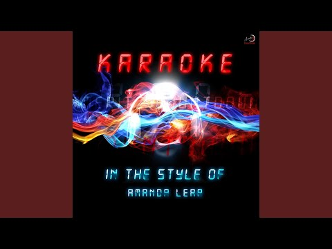 The Sphinx (In the Style of Amanda Lear) (Karaoke Version)