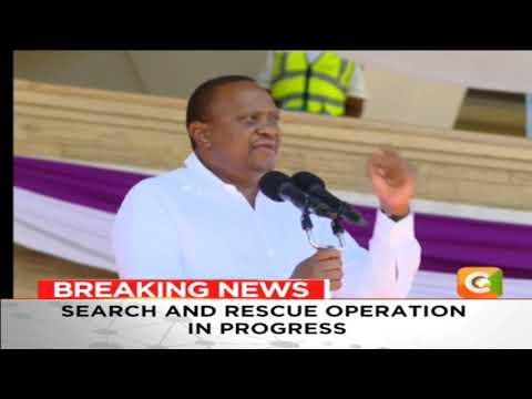 President Kenyatta, First Lady, DP Ruto took part in Beyond Zero half marathon