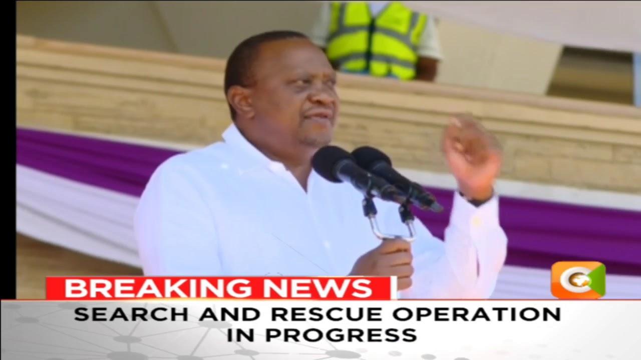 President Uhuru, First lady Margaret Kenyatta, DP Ruto took part in beyond zero half marathon