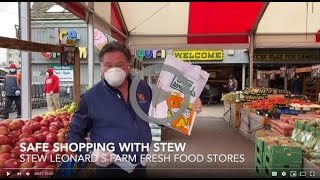 PSA Covid19: Safe Grocery Shopping with a Grocery Store CEO
