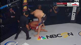 PFL3 DC: Fight 2 - Magomedov def Villefort
