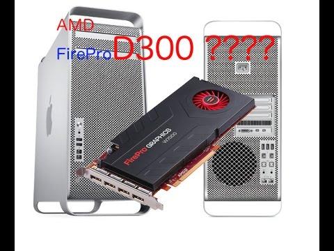 NEW DRIVER: AMD FIREPRO D300