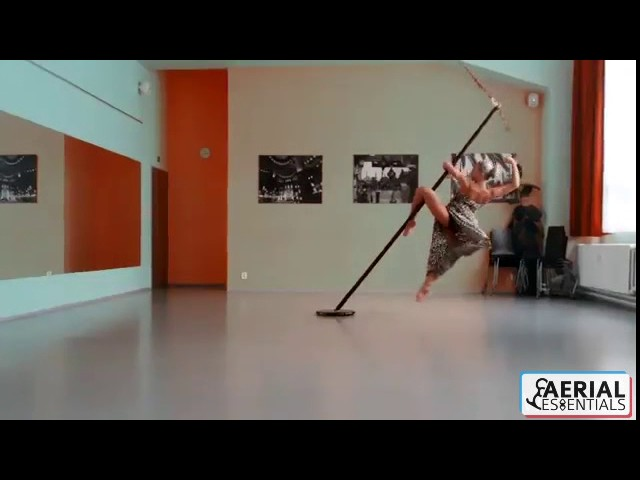 Flying Pole Training