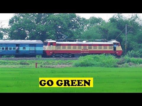 Hatia Bangalore Express Cruises Paddy Fields   Kadiyam