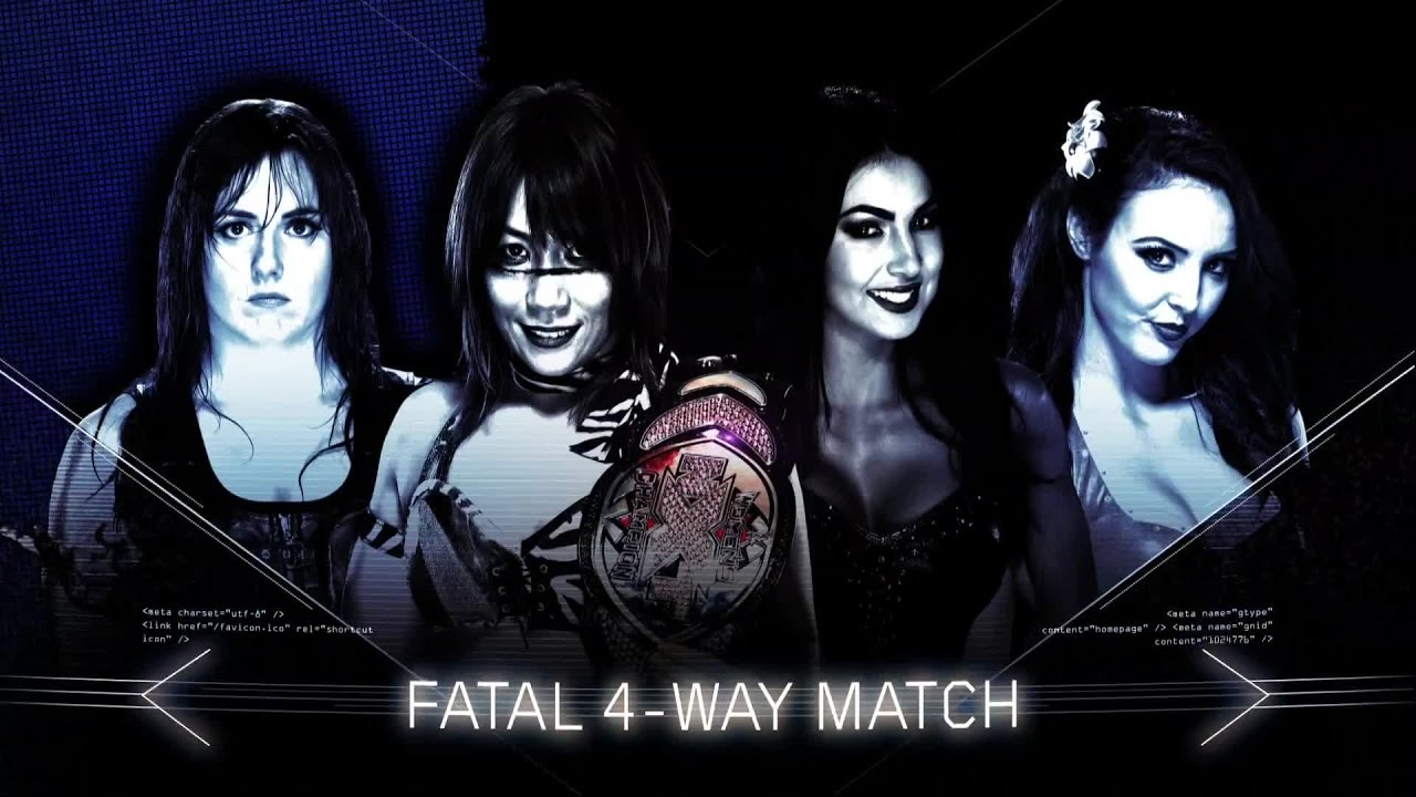 Download Can Asuka fend off three challengers in San Antonio?