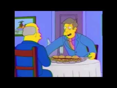 Steamed hams but Skinner's crazy explanations are entirely true