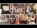 PIER 1~BEAUTIFUL CHRISTMAS DECOR~DECORATING IDEAS