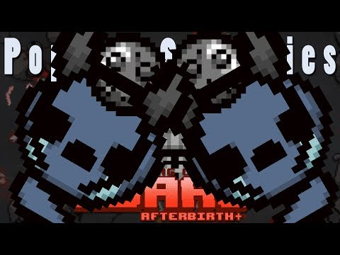 The Binding of Isaac Afterbirth Plus   The Forgotten Synergies!   Tiny Planet Lasers!