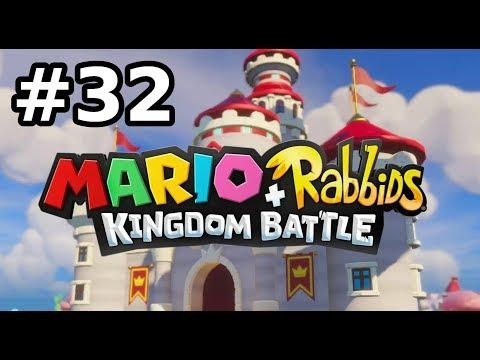 Mario + Rabbids Kingdom Battle (Nintendo Switch): Ep #32 - Battaglia per Toadette - Gameplay Ita