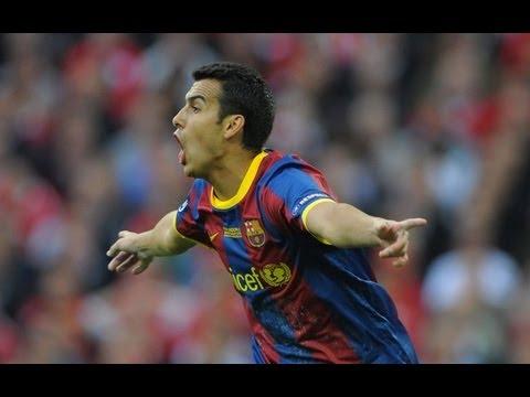 Pedro Rodríguez ● Best Goals Ever ●   HD  