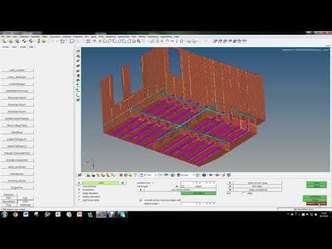 Defeaturing and meshing geometry from Aveva Marine by Etteplan
