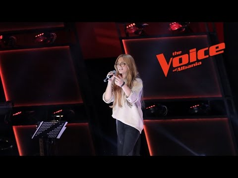 Jehona Ponari – Blue jeans – Audicionet e fshehura – The Voice of  Albania 6