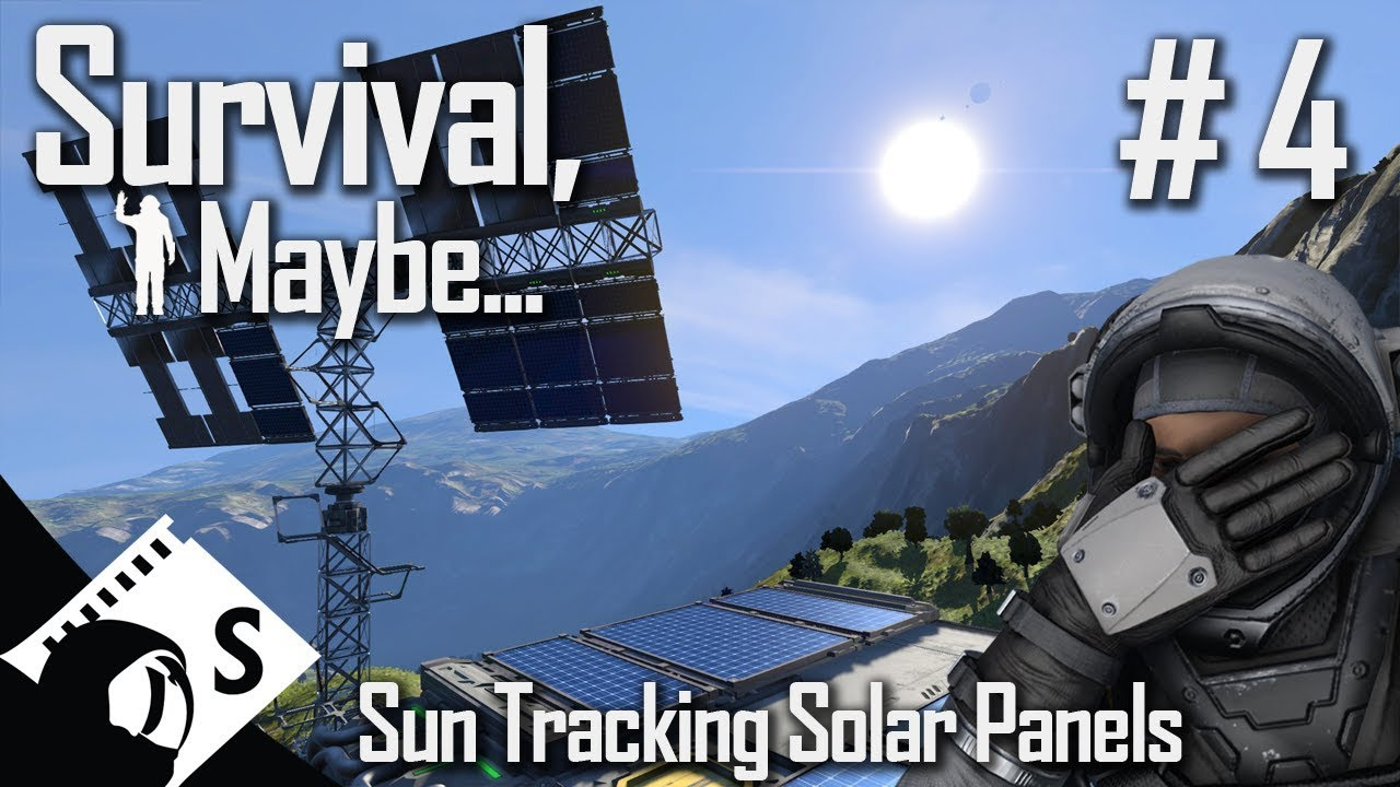 Survival Maybe 4 Building A Sun Tracking Solar Panel