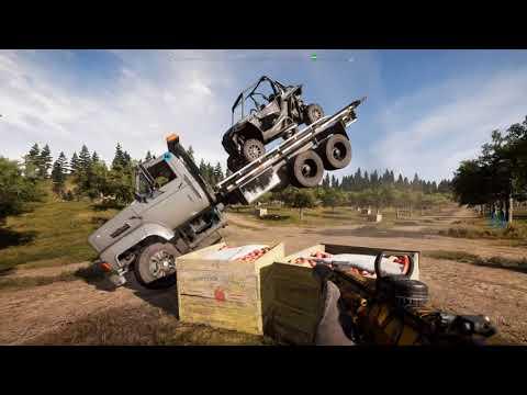 Sixty Dollar Game - Far Cry 5