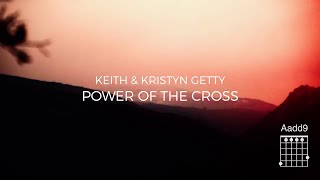 The Power of the Cross (Official Lyric Video) - Keith & Kristyn Getty