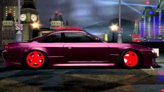 NFS Carbon анимация на авто