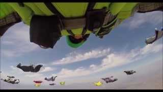 The Journey to 500: My first 500 skydives